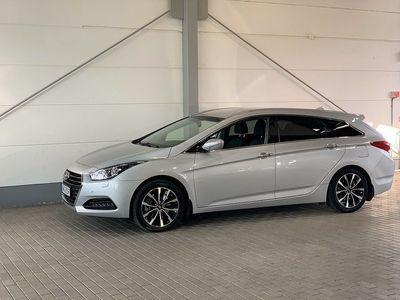 begagnad Hyundai i40 Business 1,7 Manuell 140hk
