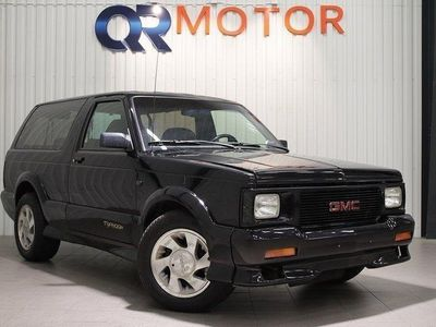 begagnad GMC Typhoon Turbo 4.3 V6 AWD 284hk
