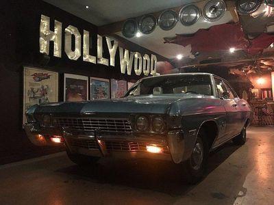 begagnad Chevrolet Impala 1968