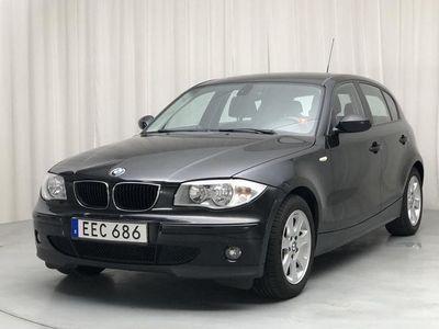 brugt BMW 116 1-serien i 5dr, E87