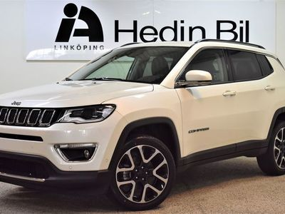 begagnad Jeep Compass Limited 2.0 Diesel 170hk Awd