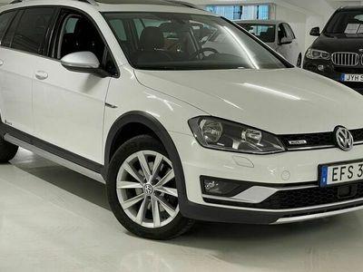 begagnad VW Golf Alltrack dealer