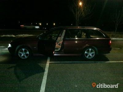 begagnad BMW 525 ia