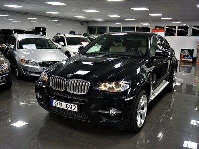 begagnad BMW X6 ActiveHybrid dSteptronic Sport line 485hk