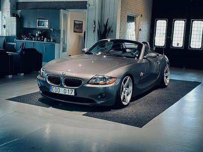 begagnad BMW Z4 3.0i Manuell, 231hk