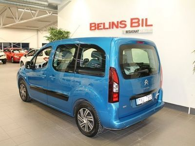 begagnad Citroën Berlingo MS EGS HDi 90