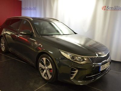begagnad Kia Optima Sport Wagon GT 2.0 Turbo Automat 245hk