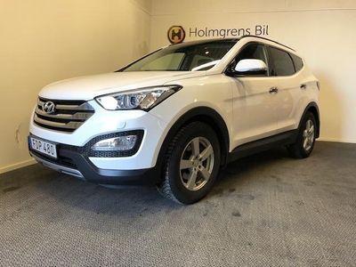 begagnad Hyundai Santa Fe 2.2 CRDi Prem5 Aut