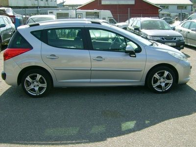 begagnad Peugeot 207 1,6