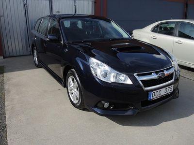begagnad Subaru Legacy 2.0 4WD 150hk Kombi, 1ägare