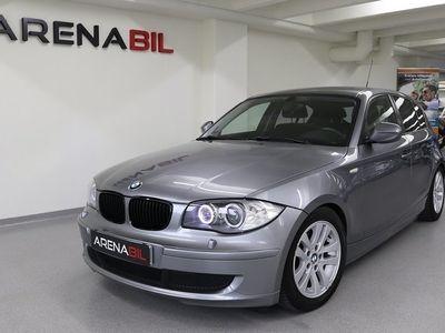 begagnad BMW 120 d 5-door AUT DYNAMIC 177hk Sv.såld