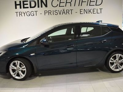 begagnad Opel Astra 1,6 200HK Dynamic