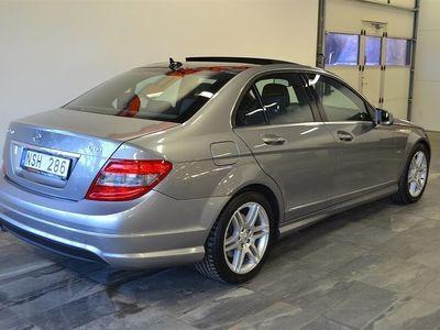 begagnad Mercedes C250 CDI Aut | AMG-pkt | Panorama