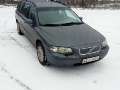 begagnad Volvo V70 170hk Kombi (plåtskada) -04