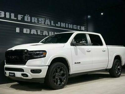 begagnad Dodge Ram Limited Night Edition Hemi 4wd 2021, Transportbil Pris 923 750 kr
