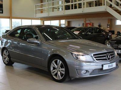 begagnad Mercedes CLC180 KOMPRESSOR AUT PANORAMA 9579MIL