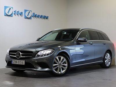 begagnad Mercedes C200 D SE Advantage Kombi Aut, Nav, Drag