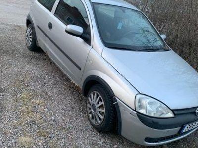 begagnad Opel Corsa 1,2 -01
