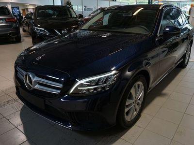 begagnad Mercedes C220 d Kombi Aut //DEMO////Backkamera//Avantgarde//Navigation//Parktronic
