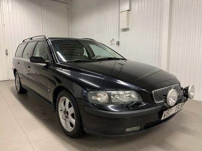 begagnad Volvo V70 2.5T 210HK*Automat*Business*Drag -04