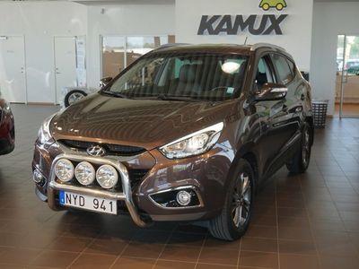 gebraucht Hyundai ix35 2.0 GDI Aut Drag S&V-Hjul (166hk)