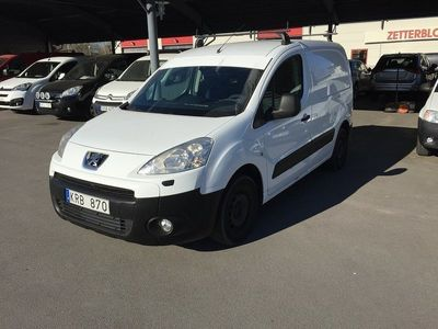 gebraucht Peugeot Partner 1,6 HDI