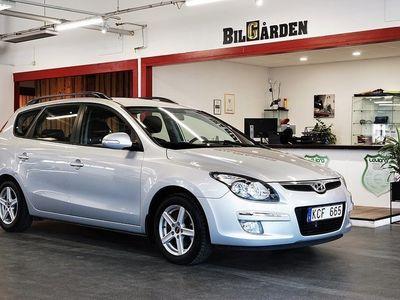 used Hyundai i30 cw 1.6 CRDi 6-Växlad 116hk