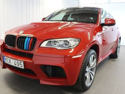 begagnad BMW X6 M Steptronic AWD (555hk)