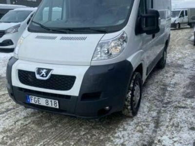 begagnad Peugeot Boxer SK 2,2 HDI