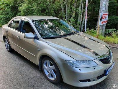 gebraucht Mazda 6 Sedan 2.0 Touring 141hk
