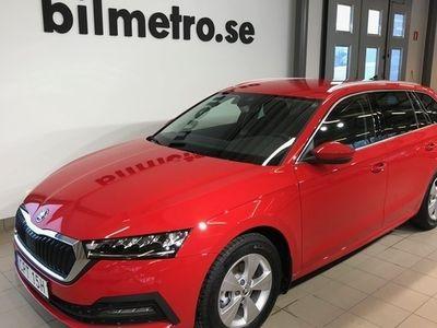 begagnad Skoda Octavia Kombi AMBITION 1 2021, Kombi Pris 244 500 kr