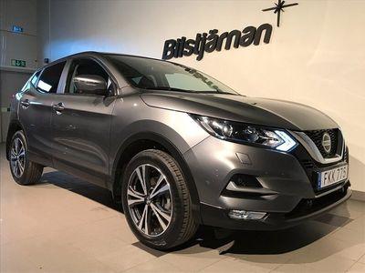 begagnad Nissan Qashqai 1.2 DIG-T Euro 6 115hk