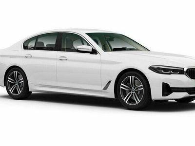 begagnad BMW 520 d xDrive Sedan MHEV *Vinterkampanj