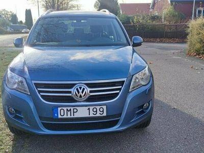 begagnad VW Tiguan 1.4 TSI 4motion (Motor 4300 mil)