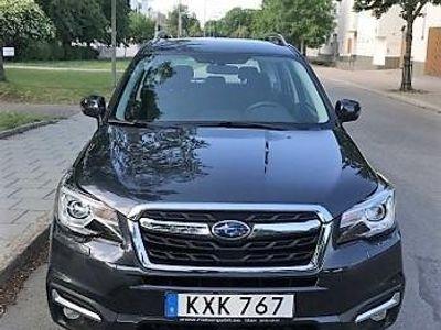 gebraucht Subaru Forester 2700 mil, Uttagen 20170331 -16