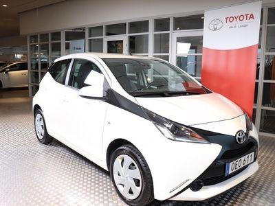 begagnad Toyota Aygo 5-dörrar 1.0 VVT-i 69hk X-Play