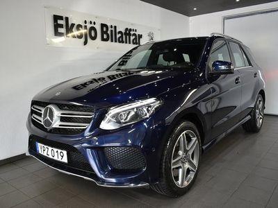 begagnad Mercedes 400 GLE-Klass4MATIC 9G-Tronic AMG Sport Euro 6 333hk