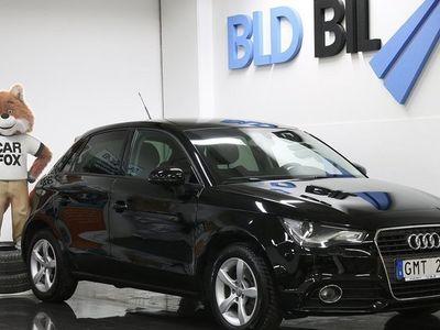 begagnad Audi A1 1.4T AUTO 5154MIL PDC S-TRONIC 122hk