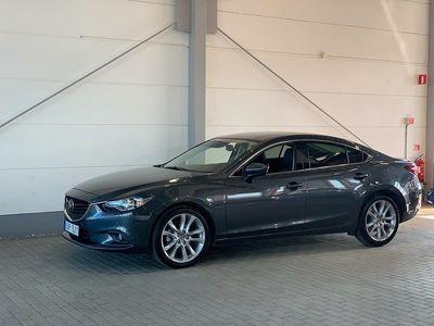 begagnad Mazda 6 Sedan, 2.5 192 Hk Optimum