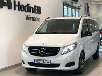 begagnad Mercedes V250 D AVANTGARDE EDITION DEMO