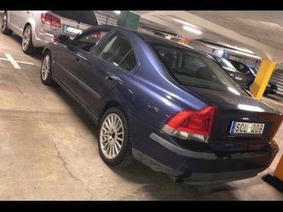 begagnad Volvo S60 2.4T skat bes Automat