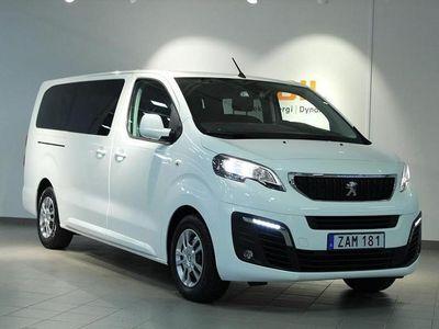 begagnad Peugeot Traveller Business 1.6 BlueHDi 115hk 9-Sits - Drag