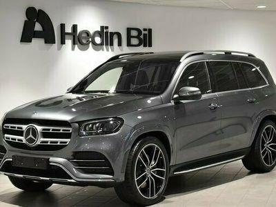 begagnad Mercedes 400 GLS BenzD 4MATIC AMG-Line Backkamerra 2020, SUV 983 796 kr