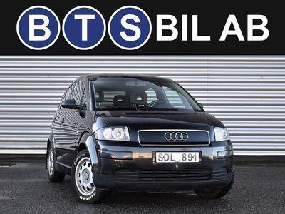 begagnad Audi A2 1.4 75hk