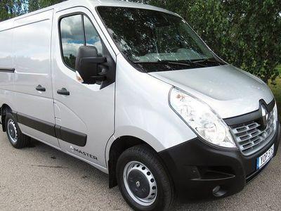 begagnad Renault Master Skåp 170 dCi Automat L1H1 2018, Transportbil 223 750 kr