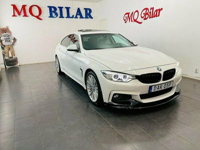 begagnad BMW 420 Gran Coupé d Steptronic M-Sport Euro 6 184hk
