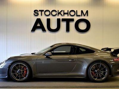 begagnad Porsche 911 GT3 Clubsport Lift Sport Chrono 2016, Personbil 1 350 000 kr