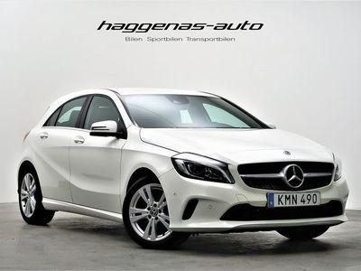 begagnad Mercedes A200 136hk / MOMS / Värmare / Drag