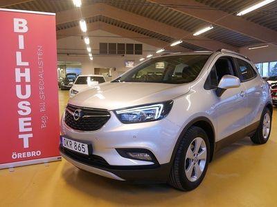 begagnad Opel Mokka X 1.4 Turbo ecoFLEX 4x4 Euro 6 2018, SUV 169 000 kr