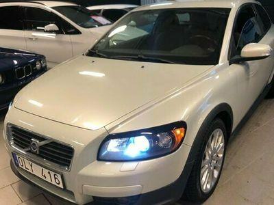 begagnad Volvo C30 FIN D5 Automat Momentum 2007, Personbil Pris 79 900 kr